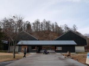 長野県の建築を見に行ってきた